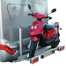 Weih-tec Motor- / fietsenrek universeel S / A stijf / afneembaar