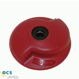 Handwiel AKS 1300, kleur rood