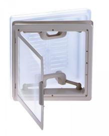 MPK dakluik model 29 wit met vliegenhor