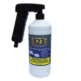 Superwax UV met ETU sprayer