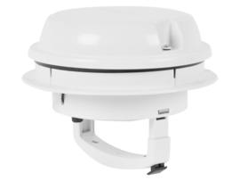 -Maxxfan Dome wit ventilator zonder LED