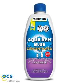Aqua Kem Blue Lavendel Concentr. 0.78ltr
