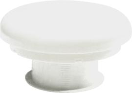 FAWO paddestoel dak ventilatie, 3 delig, wit