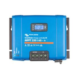60A, Victron Smart Solar MPPT Solarladeregelaar met Bluetooth 12/24V/48V