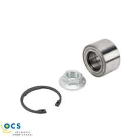 Lagerkit Euro WR2051 rond 34 WD 1224802