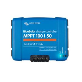 50A, Victron Blue Solar MPPT Solarladeregelaar 12/24V