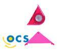 Jokon driehoek inbouw onderdelen driehoek