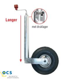 Luchtband metalen velg, 48mm, 260x85, 200kg