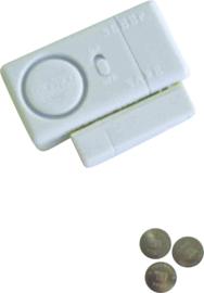MILENCO- batterijen voor het Sleep Safe Alarm-alarmsysteem