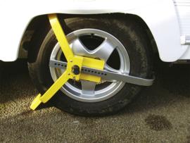 MILENCO wielklauw voor 13 - 15 inch stalen en aluminium wielen