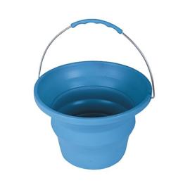 Bo-Camp - Emmer - Opvouwbaar - 6 Liter - Siliconen