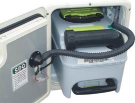 toiletventilatiedak variant voor Thetford Dometic 3000 serie