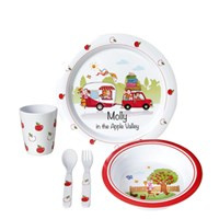 Brunner kinderservies Molly Kids Girl 3+