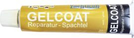Reparatie spatel gel coat wit