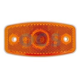Zijreflectorlicht oranje Jokon 100 x 50 mm