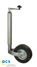 Neuswiel 48mm soft metalenvelg 220x70 250kg
