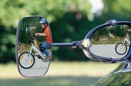 EMUK spiegelkop XL bol, zwart