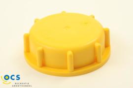 Dop Din 61 geel voor 0114001. 8170.82.00