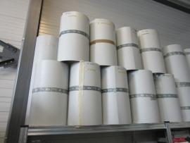 aluminium zij, dakplaten