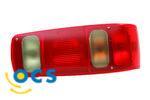 Hella Rechts inbouw caravan  caraluna 1 met achteruitrijlamp