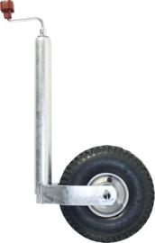AL-KO Neuswiel plus pneumatische wiel / plaatstalen velg