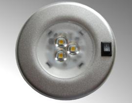 10-30V DC, 60°, 3.6W, 260 Lm  warmweiß, dimmbar, A+
