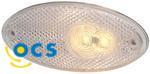 HellaBreedtelamp Opbouw LED