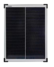 Starre Solarmodule 12V
