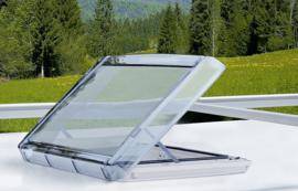 REMIS klapdakluikREMItop Vario II 40 x 40 cm standaard met roosterstandaard