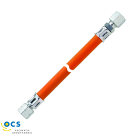 Gasslang 30cm m/wartel 1/4Lx8 >2029