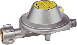 GOK Lagedrukregelaar type EN71 1,2 kg / u met manometer