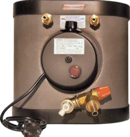 ELGENA Drukvast warmwatersysteem Nautic Therm E staand (10 L)