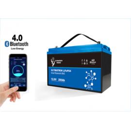 Ultimatron LiFePO4 12,8V 200Ah Met Smart BMS