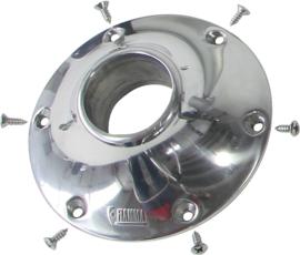 FIAMMA Chromen opbouwsteun voor tafelvoet 70 cm