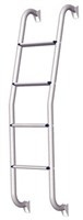 Thule ladder single VAN 4 treden
