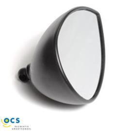 Milenco vervanginsglas voor spiegel Aero³ vlak of bol glas
