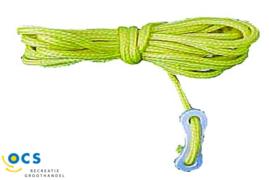 Scheerlijn fluorescerend geel 4 stuks a 3 mtr