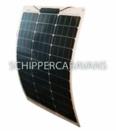 50W semi-flexibel zonnepaneel