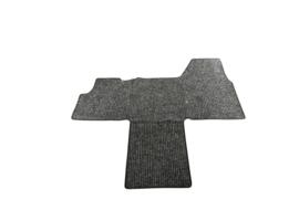 ART Antraciet naaldvilt tapijt Ducato (Hymer, Bürstner, Cartogo en semi-geïntergreerd)