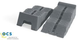 Fiamma Kit Level Up Jumbo grijs 97901-053