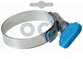 Slangklem Spiraalslang Vleugelmoer Ø11-16mm à 2 stuks