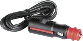 Thitronik aansluitkabel 12/24 V voor gasdetector GBA I