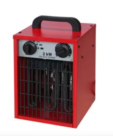 Werkplaats heater mini 2000W