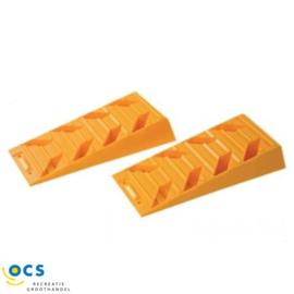 Fiamma wielkeggen Level Pro geel. 97901-006