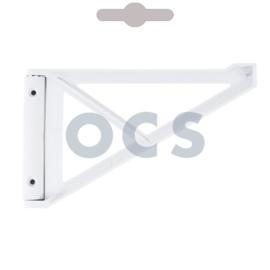 Keukenbladhouder Wit 200x80