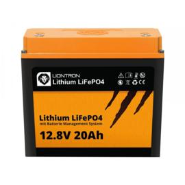 Liontron Lithium LiFePO4 LX 20 Ah, geschikt voor mover