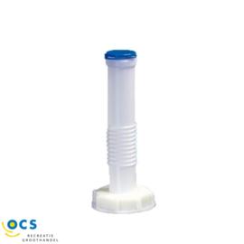 Dop met schenktuit voor Safari, 20cm. S8273.06.01