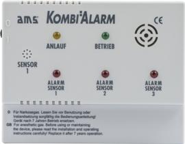 PRO CAR AMS alarmapparaat combi alarm