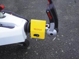 MILENCO disselslot lichtgewicht voor Alko AKS 2004 en 3004