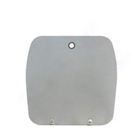 Dometic glasplaat CE04 DF lichtgrijs